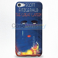 Cover Book The Great Gatsby iPod Touch 5 Case | casefantasy