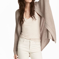 H&M Loose-knit Cardigan $29.99