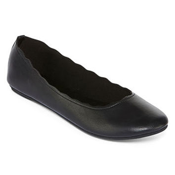 City Streets Cara Womens Ballet Flats - JCPenney