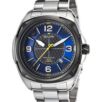 Precisionist Stainless Steel Watch, 48mm