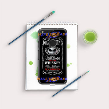 Jack Skellington Whiskey Daniels Google Pixel XL Case Planetscase.com