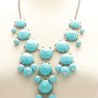 Fit for a Queen Statement Necklace: Charlotte Russe