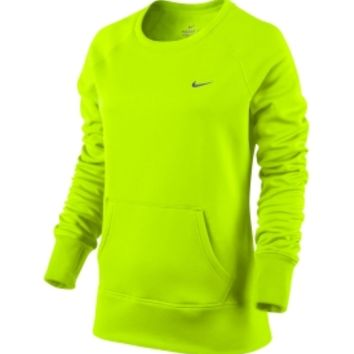 Nike Women's All Time Crew Long Sleeve Training Shirt