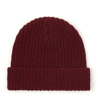 Recycled Fisherman Beanie | American Apparel