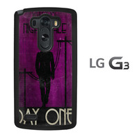 Welcome to Night Vale Day One A1624 LG G3 Case