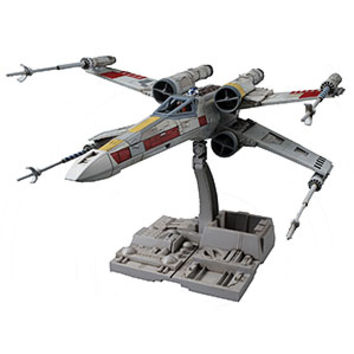 Star Wars X-Wing Starfighter 1/72 Model Kit