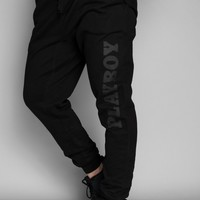 Fleece Logo Jogger Pants