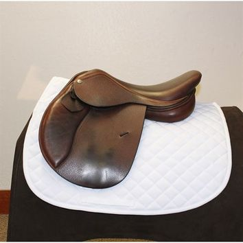 Slightly Used Dover Saddlery Circuit Pony Saddle