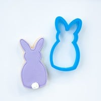 Easter Bunny Tail Cookie Cutter