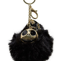 The Nightmare Before Christmas Fuzzy Key Chain