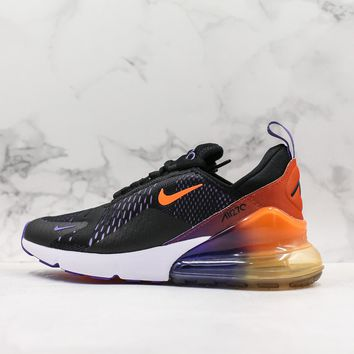Nike Air Max 270 Phoenix Suns Gradient Running Shoes - Best Online Sale