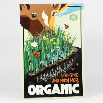 Organic is Non-GMO by The Victory Garden of Tomorrow