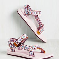 My Stride of the Story Sandal in Pink