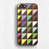 Color triangle iphone case,geometry iphone 5c case,vivid iphone 5s case,color iphone 5 case,iphone 4 case,iphone 4s case,vivid triangle case