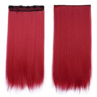 5 Cards Hair Extension Invisible Wig    130M