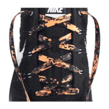 "Nike 49"" Digi Camo Shoelaces Size 49 (Black)"