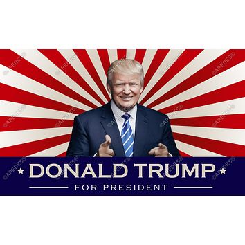 Trump President 2020 Sticker Decal