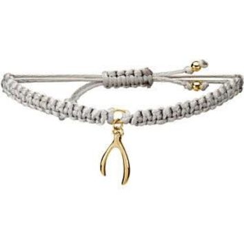 Heart U Back™ Wishbone Bracelet for Pet Charity - Various Colors