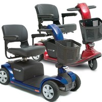 Victory 9 4-Wheel Scooter SC709 - Pride Mobility 4-Wheel Midsize Scooters | TopMobility.com