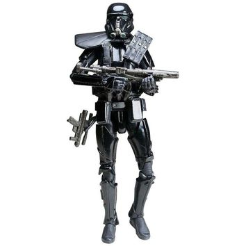 Star Wars Force Episode 1 2 3 4 5  Movie Action Figure Death trooper figure Model Collection Toys 6'' for Children Gift Boy Birthday Gift Without Box AT_72_6