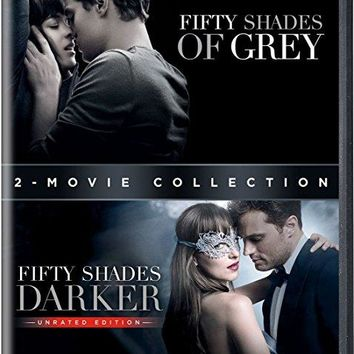 Fifty Shades of Grey / Fifty Shades Darker 2-Movie Collection DVD