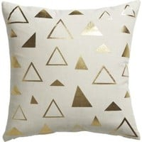 """Tryst 16"""" Pillow With Down-alternative Insert"""