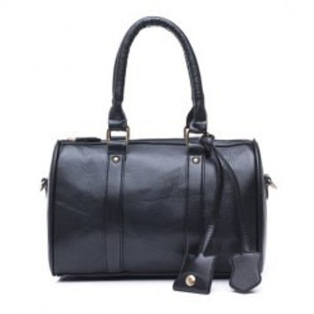 Elegant Tote and Pendant Design Women's Street Level Handbag