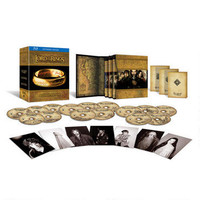 Lord Of The Rings Trilogy (BD) (Extended Edition) |