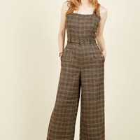 Reminisce and Tell Jumpsuit | Mod Retro Vintage Shorts | ModCloth.com