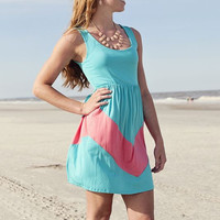 Summer Lovin Aqua - Retro Darling