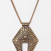 Urban Outfitters - Vanessa Mooney A Visit From Cairo Necklace
