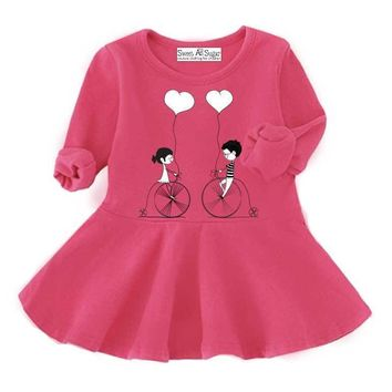 Sweet as Sugar Couture Jeune Amour Tunic