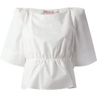 See By Chloé Gathered Waist Top