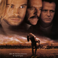Legends of the Fall 27x40 Movie Poster (1994)
