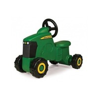 Fancy - Ertl John Deere Sit-N-Scoot Tractor Ride On Boy Farm Car Truck Tricycle Tractor