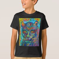 Panther Stare T-Shirt