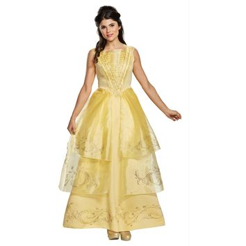 Belle Ball Gown Adult 4-6