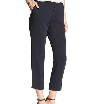 Banana Republic Factory Slim Fit Crop