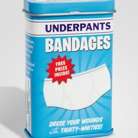 Underwear Bandages