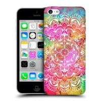 Head Case Designs Watercolour Mandala Doodles Hard Back Case Cover For Apple iPhone 5c