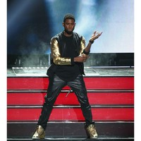 iHeartRadio Music Awards Usher Jacket | DesertLeather