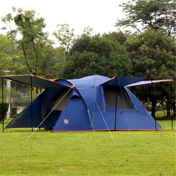 4 person Camping Tent for the Family