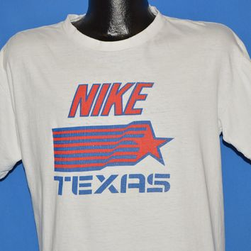 80s Nike Just Do It Texas t-shirt Large