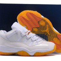 New Release Mens Air Jordan 11 Low Citrus 11s Low Citrus - Beauty Ticks