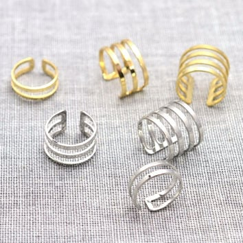 Minimal Stacking Ring Set