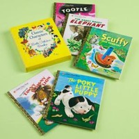 Kids Books: Little Golden Classics Books Free Shipping!
