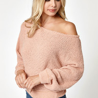 LA Hearts Fuzzy Dolman Pullover Sweater at PacSun.com