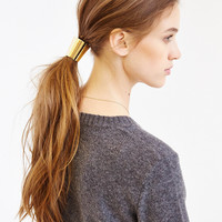 Metal Mania Ponytail Holder | Urban Outfitters