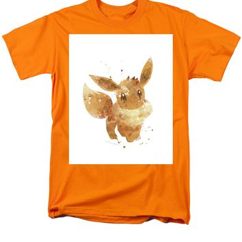 Pokemon Eevee Men's T-Shirt (Regular Fit)