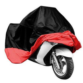Waterproof Motorcycle Bike Moped Scooter Cover Rain UV Dust Prevention Dustproof Covering for Motorcycle